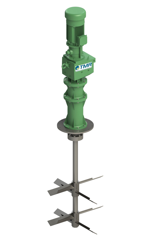 Industrierührwerk-Rührwerk-Großrührwerke-Dichtungswechselsystem-Chemiestandard-Normrührwerk-Mischer-KGM